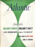 The Atlantic Vol. 211 No. 1 Magazine
