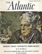 The Atlantic Vol. 212 No. 3 Magazine