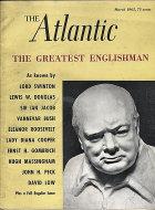 The Atlantic Vol. 215 No. 3 Magazine