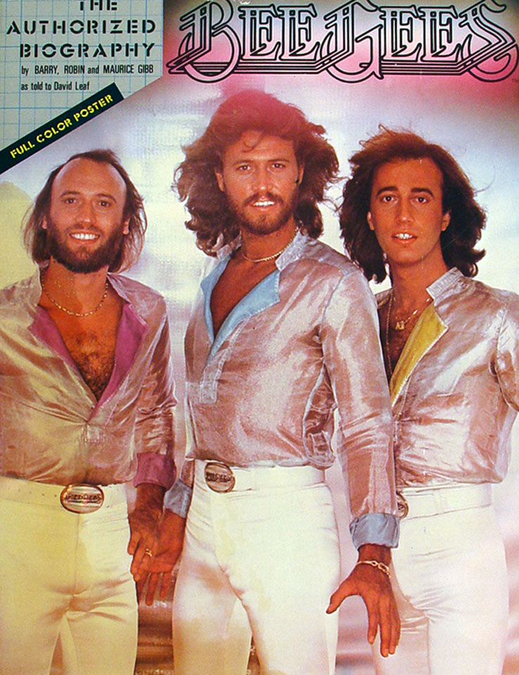 The Authorized Biography Of The Bee Gees