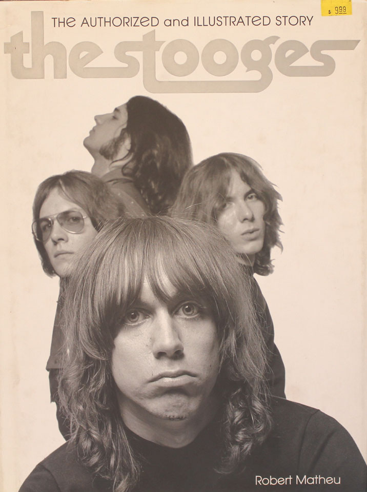 The Authorizes and Illustrated Story: The Stooges