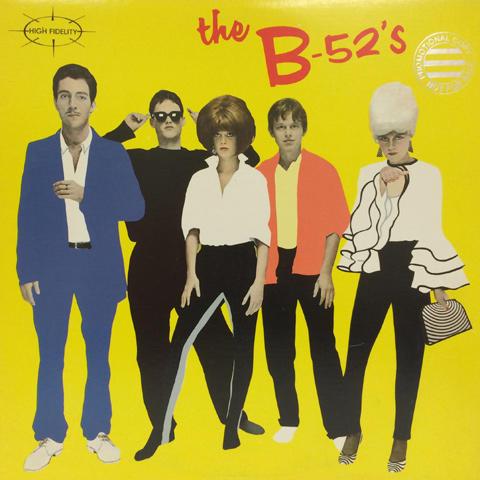 """The B-52's Vinyl 12"""" (Used)"""