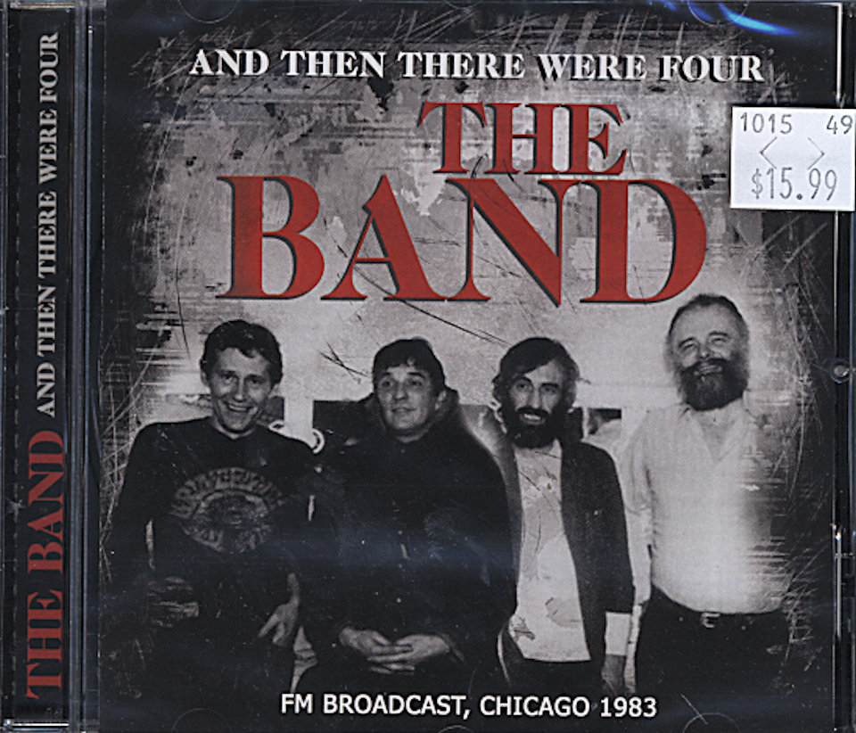 The Band CD