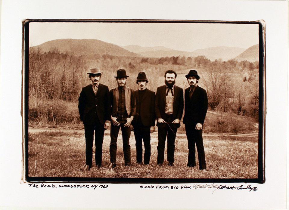 The Band Fine Art Print