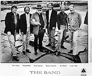 The Band Promo Print