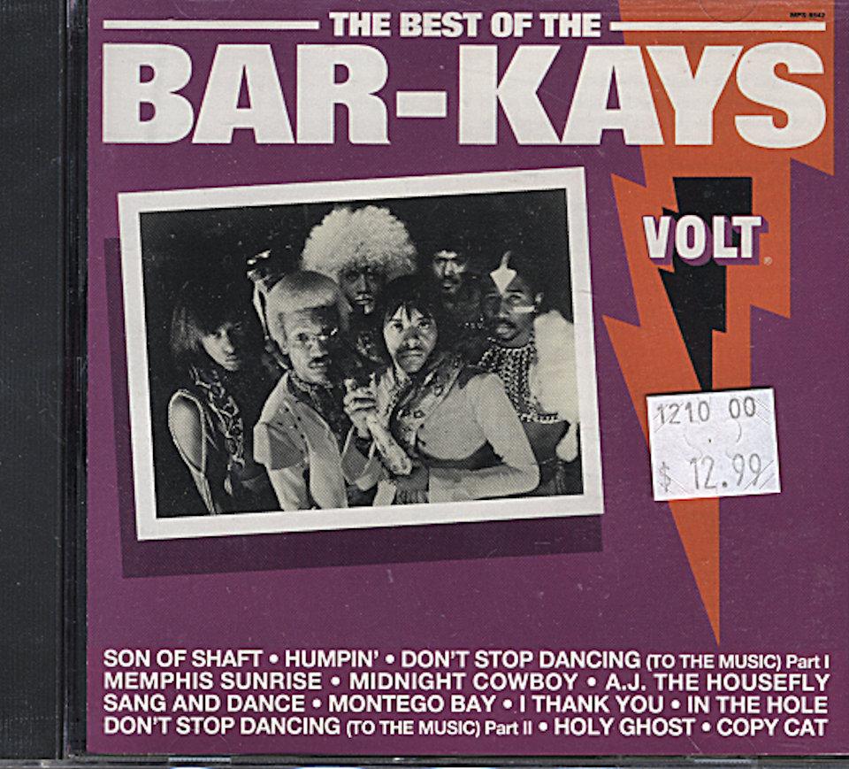 The Bar-Kays CD