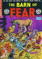 The Barn Of Fear Comic Book