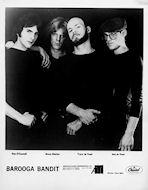 The Barooga Bandit Promo Print