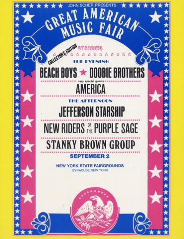 The Beach Boys Program