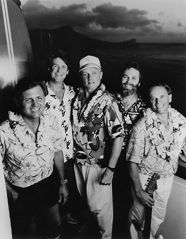 The Beach Boys Promo Print