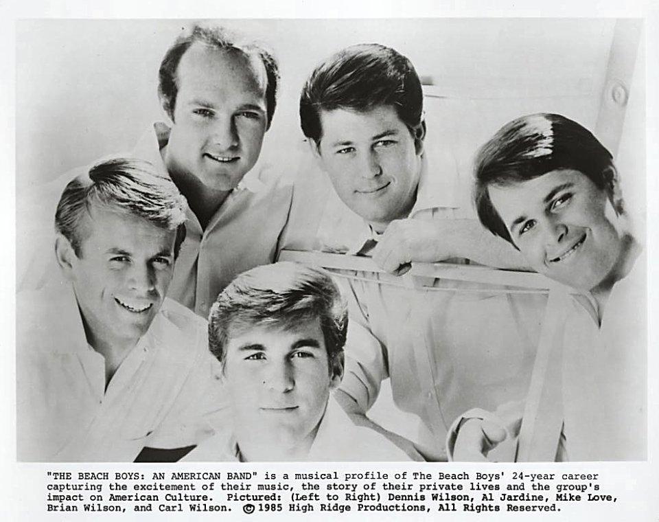 The Beach Boys Promo Print