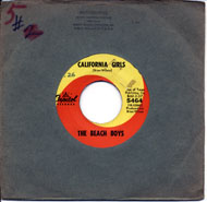 "The Beach Boys Vinyl 7"" (Used)"