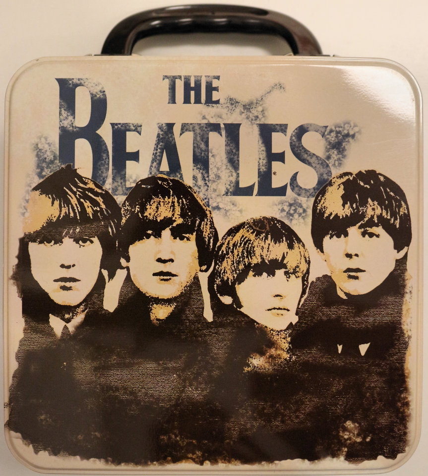 The Beatles Lunch Box Miscellaneous