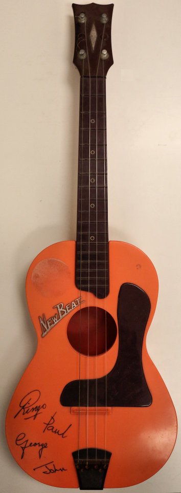 The Beatles New Beat Guitar Miscellaneous