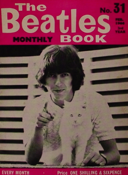 The Beatles No. 31 Magazine