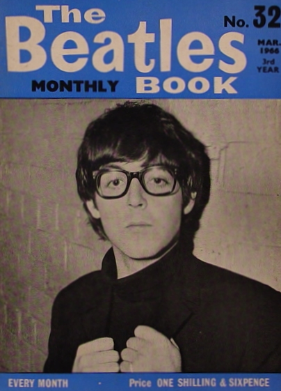 The Beatles No. 32 Magazine