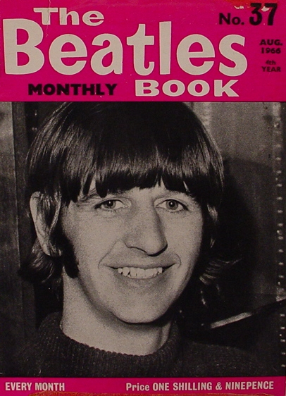 The Beatles No. 37 Magazine