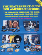 The Beatles Price Guide for American Records Book