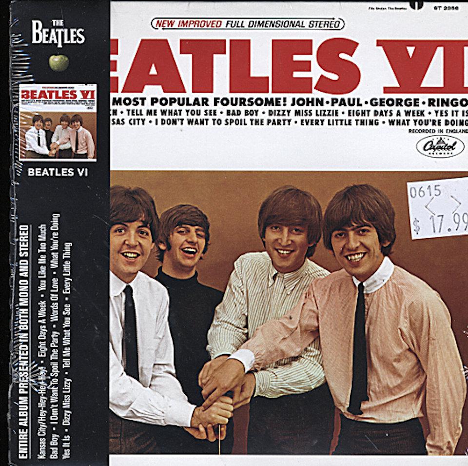 The Beatles CD