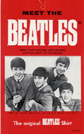 The Beatles Handbill