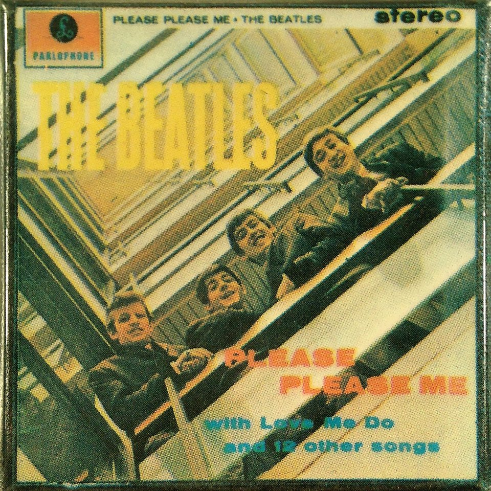 The Beatles Pin