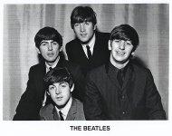 The Beatles Promo Print