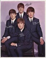 The Beatles Promo Print