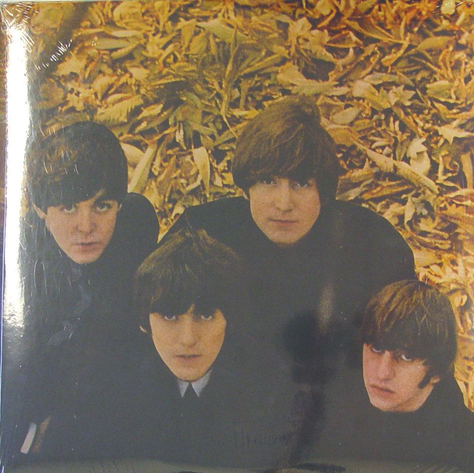 "The Beatles Vinyl 12"" (New) reverse side"