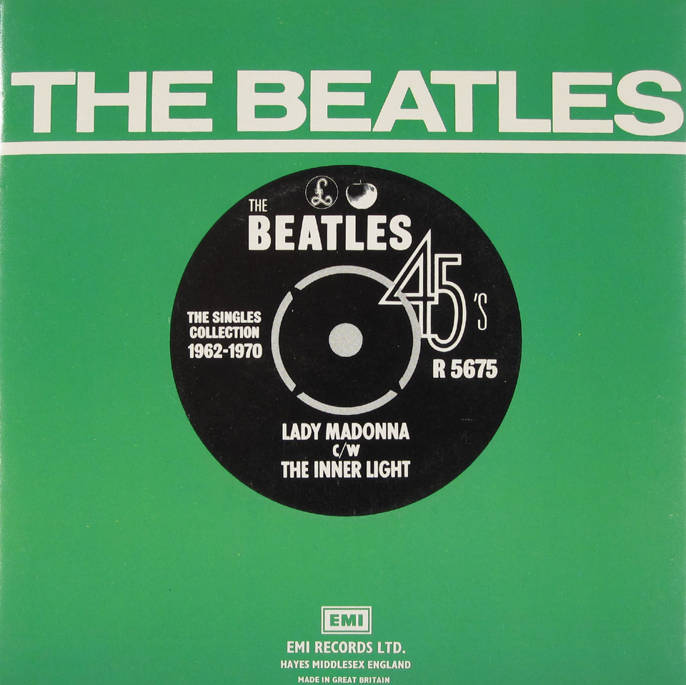 "The Beatles Vinyl 7"" (Used)"