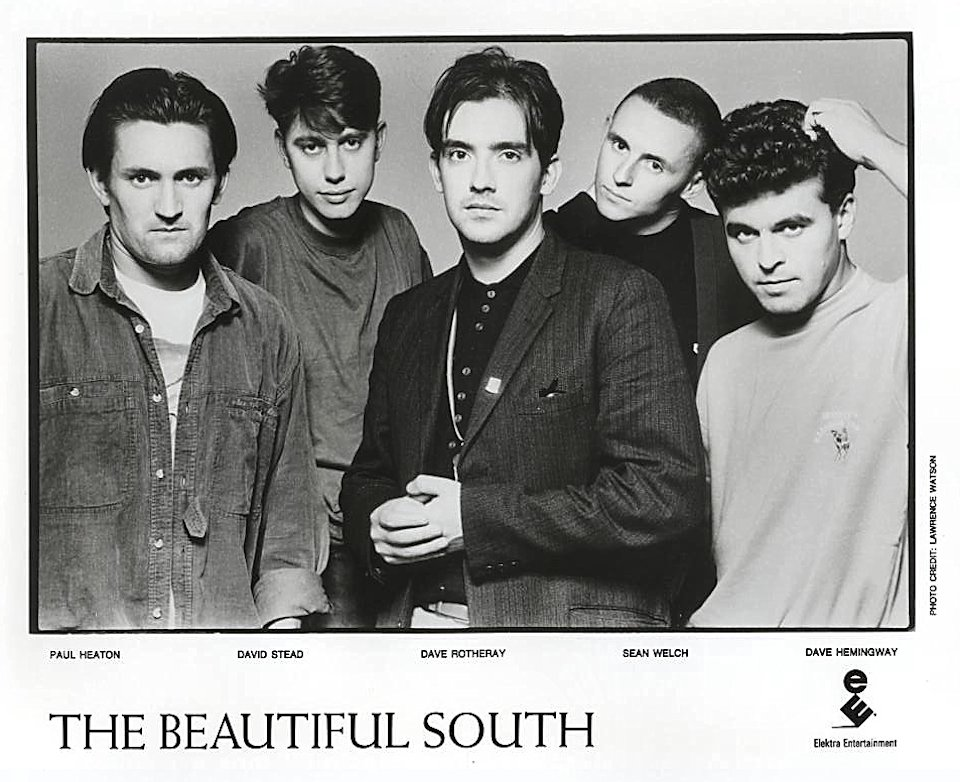 The Beautiful South Promo Print