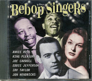 The Bebop Singers CD