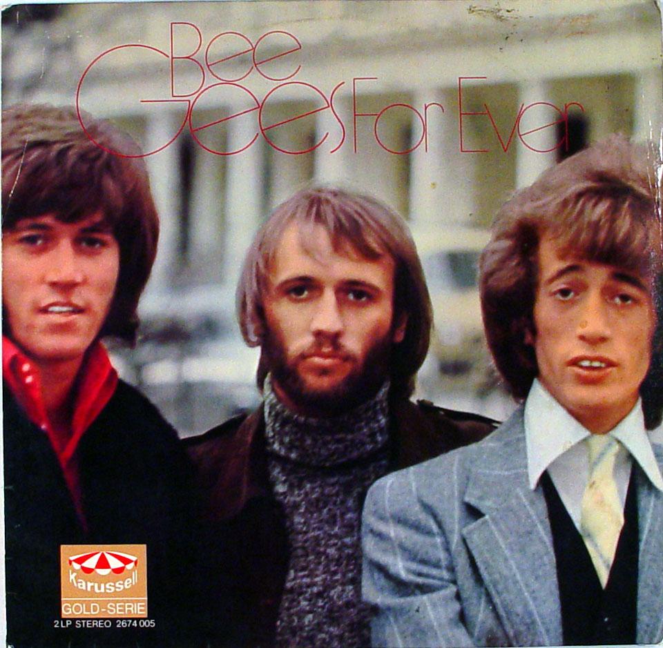 """The Bee Gees Vinyl 12"""" (Used)"""