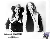 The Bellamy Brothers Promo Print