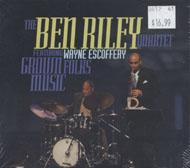 The Ben Riley Quartet CD