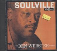 The Ben Webster Quintet CD