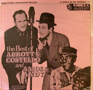 "The Best Of Abbott and Costello And Amos & Andy Vinyl 12"" (New)"