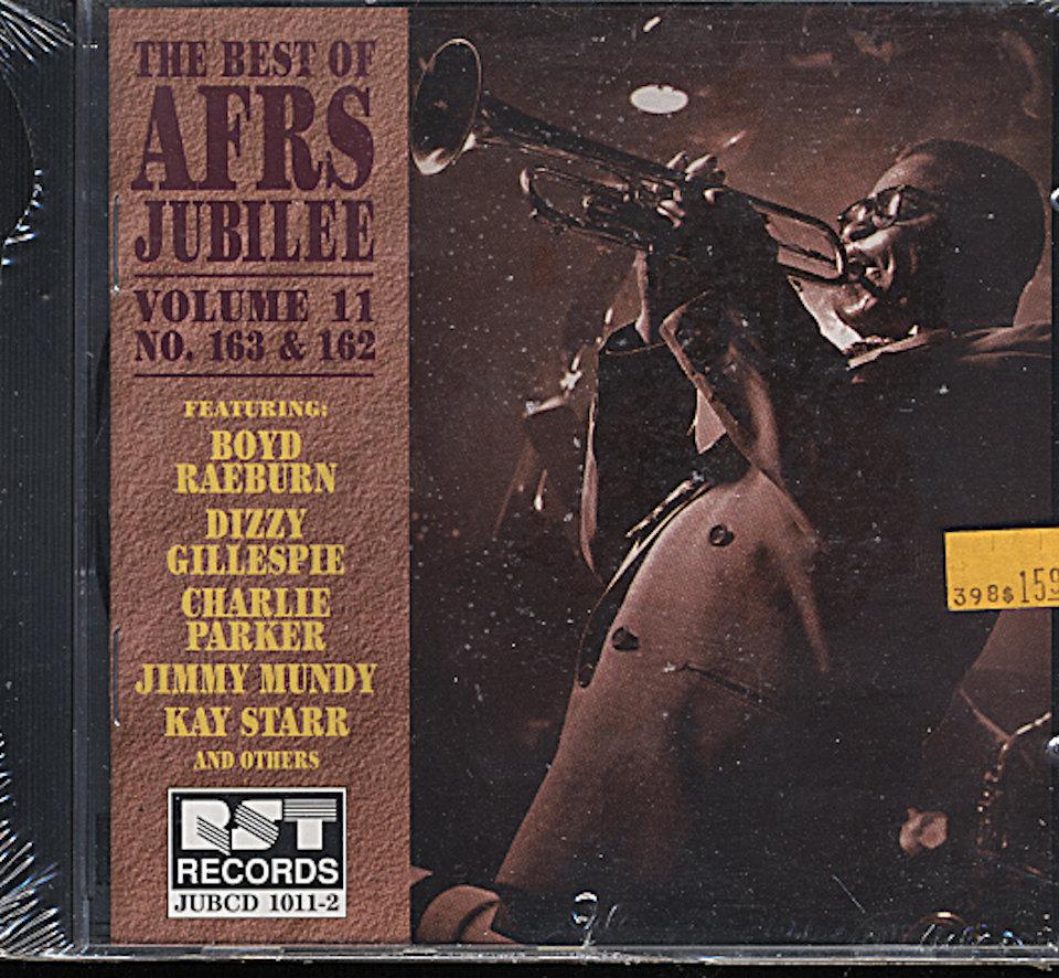 The Best Of AFRS Jubilee: Vol. II, No. 163 & 162 CD