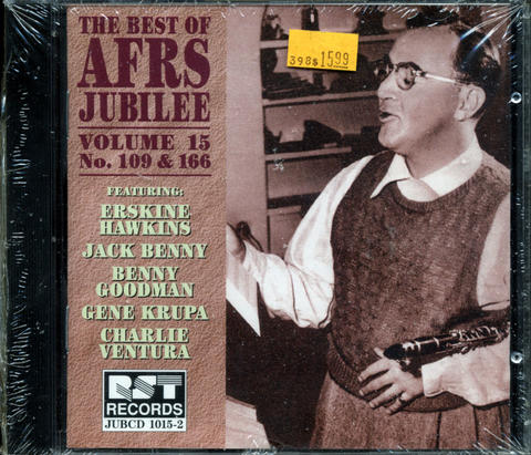 The Best of AFRS Jubilee CD