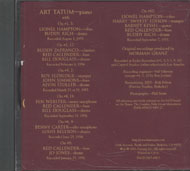The Best of Art Tatum CD