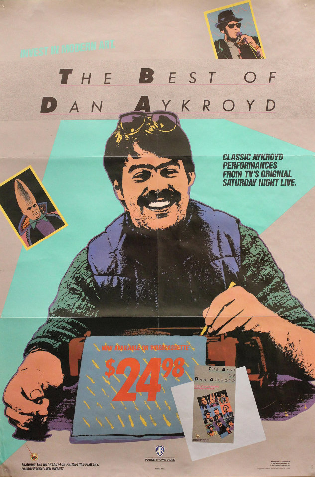 The Best of Dan Aykroyd Poster