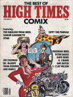 The Best of High Times Comix Magazine