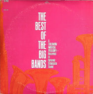 "The Best of the Big Bands Vinyl 12"" (Used)"