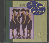The Best of the Girl Groups CD