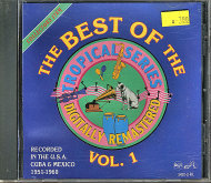 The Best of The Tropical Series, Vol 1 (1951-1960) CD