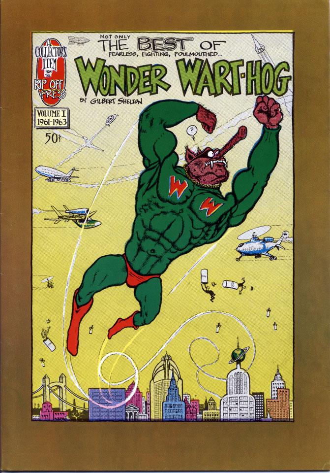 The Best Of Wonder Wart-Hog Vol. 1 Comic Book