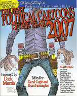 The Best Political Cartoon Of The Year 2007 Edition Book
