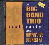 The Big Band Trio CD