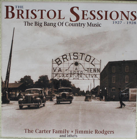 The Big Bang of Country Music CD