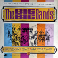 "The Big Big Bands Vinyl 12"" (Used)"