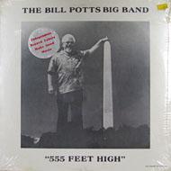 """The Bill Potts Big Band Vinyl 12"""" (New)"""